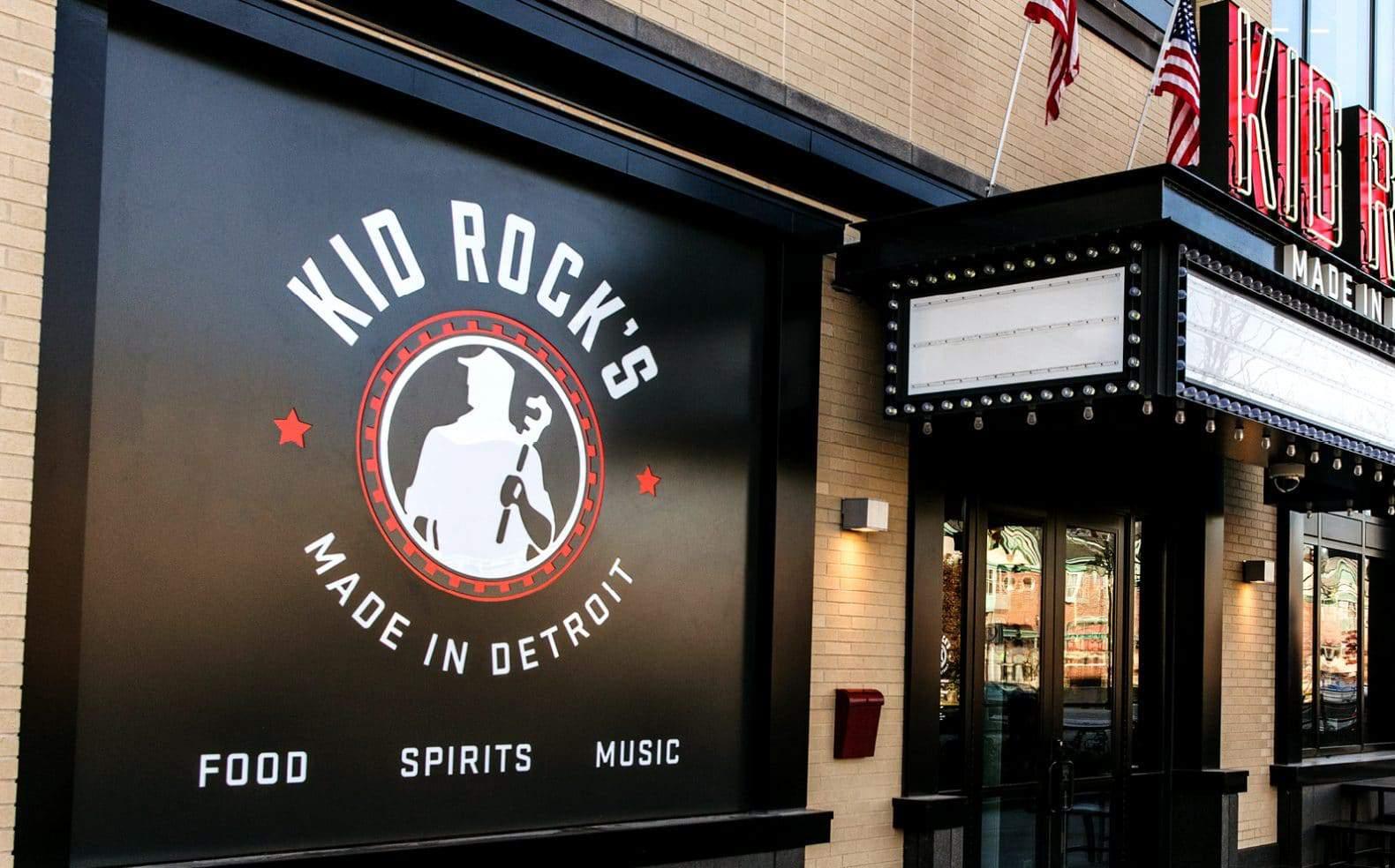 KID ROCK'S