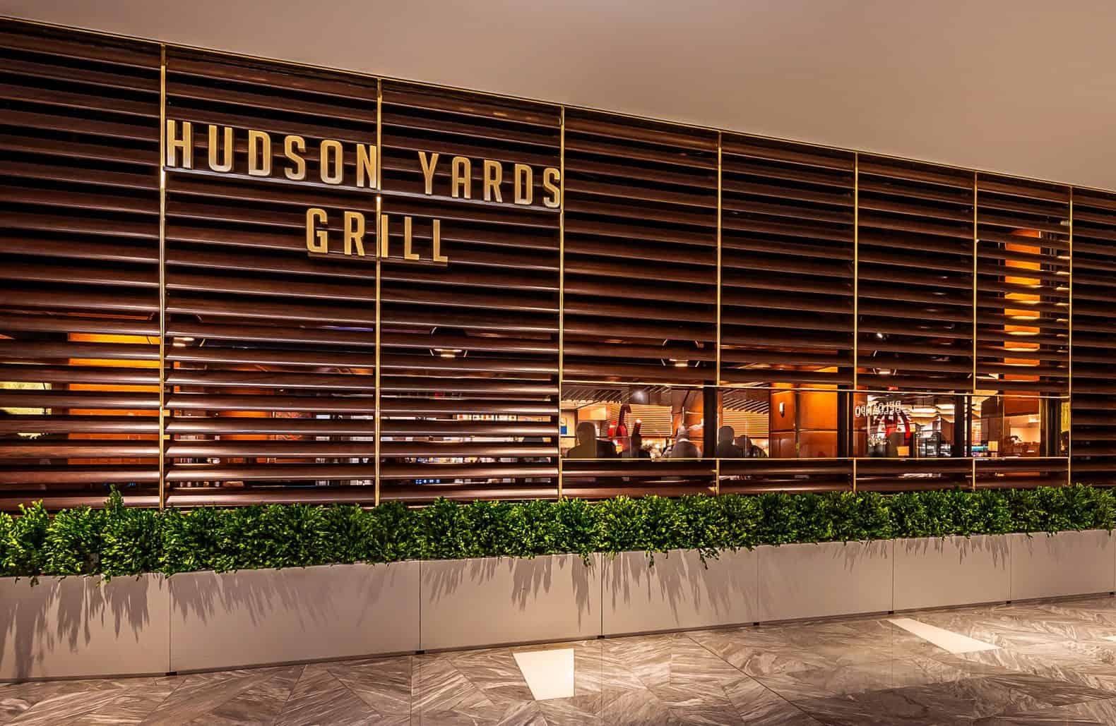 HUDSON YARDS GRILL
